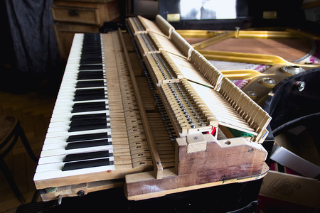 Piano Repair Services in Northfield MN